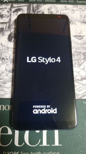 LG STYLO 4 for Sale in Brooklyn, NY