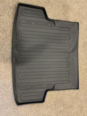 Subaru Impreza rubber cargo trunk tray 2011-2016 for Sale in Daniels, MD