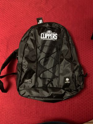 Clippers backpack for Sale in Riverside, CA