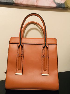 Brown leather handbag for Sale in Naperville, IL