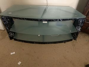 Tv stand super heavy for Sale in Euless, TX