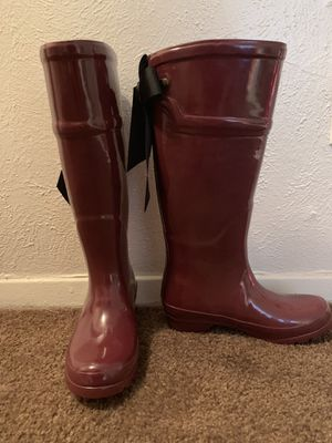 Rain boots for Sale in Irving, TX
