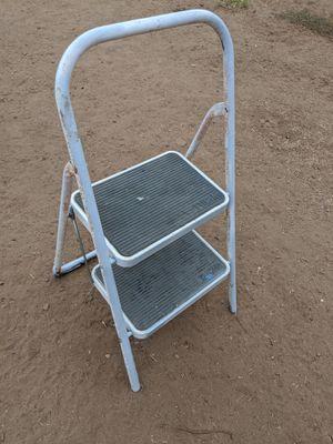 Metal mini ladder (2 steps) for Sale in El Cajon, CA