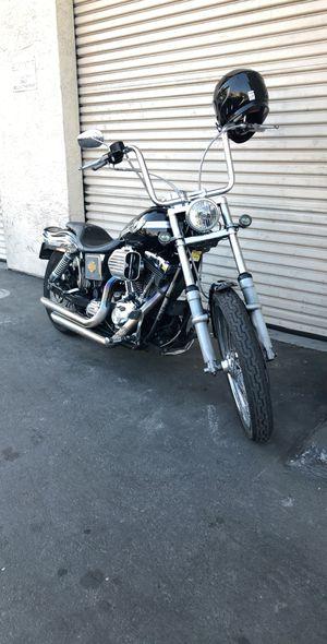 2003 Harley Davidson dyna for Sale in Menifee, CA