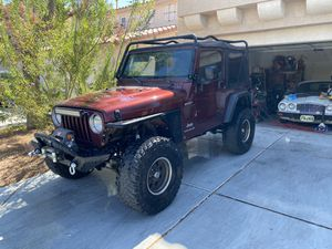 2004 Jeep Wrangler TJ for Sale in Las Vegas, NV