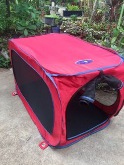 """Sport Pet Pop Open Kennel Pet Soft-Sided Crate: 36""""L x 21.5""""W x 21.5""""H for Sale in Hollywood,  FL"""