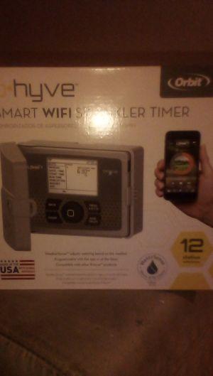 B-HYVE SMART WIFI SPRINKLER TIMER BY ORBIT for Sale in Oakland, CA
