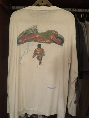 """Vintage Akira XL 1988 Fashion Victim""""RARE"""" longsleeve for Sale in Queens, NY"""