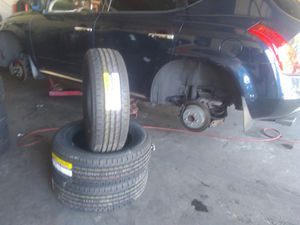 New tires and used .any size for Sale in Las Vegas, NV
