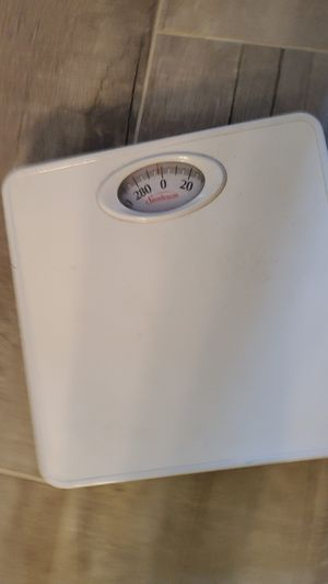 Sunbeam bathroom scales for Sale in Chandler, AZ