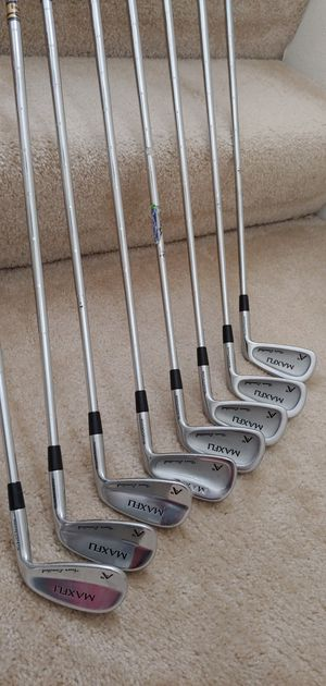 Maxfli a10 tour limited golf irons for Sale in West Covina, CA