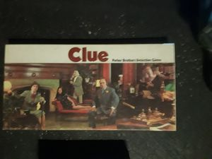 Classic clue the board game for Sale in Columbus, OH