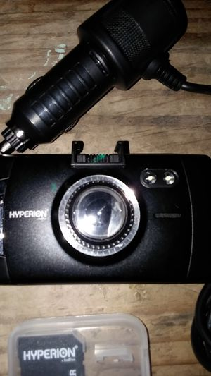 Hyperion dash cam for Sale in Port Lavaca, TX