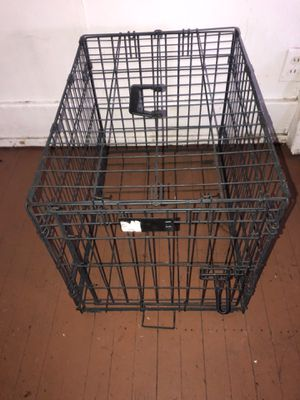 SMALL DOG crate for Sale in Detroit, MI