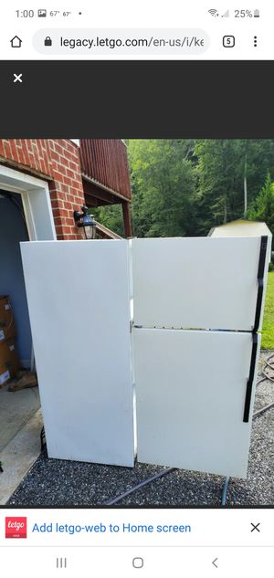 refrigerator for Sale in Madison Heights, VA