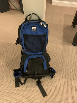Madden hiking backpack and child carrier for Sale in Northbrook, IL