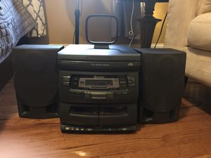 Vintage Sharp Stereo System (CD-C406) for Sale in Bronx, NY