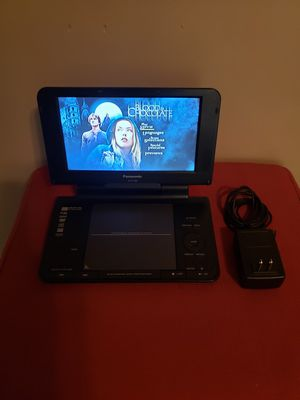 PANASONIC PORTABLE DVD PLAYER for Sale in Montebello, CA
