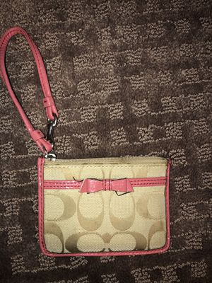 Coach ID Holder for Sale in Fairfield, CA