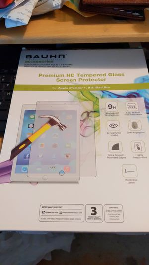 Bauhn HD Tempered glass screen protector for Sale in Neenah, WI