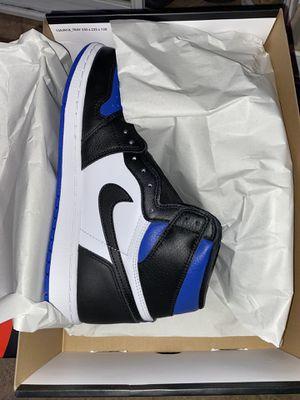 Jordan 1 Royale toe for Sale in Fontana, CA