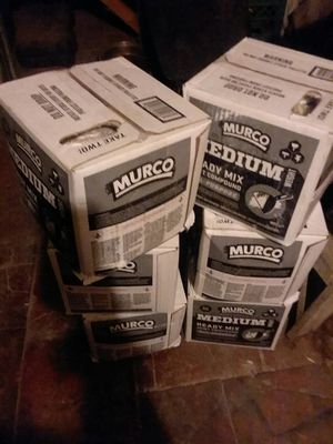 6 cajas de pastas para drywall en $30 por todas for Sale in Phoenix, AZ