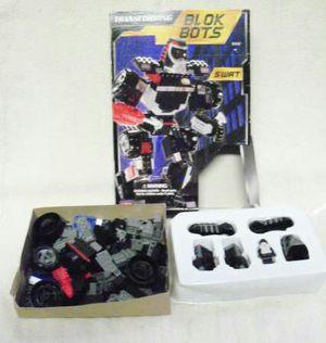 Mega Bloks Transforming Blok Bots SWAT #9332 for Sale in Tampa, FL