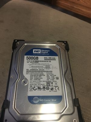 500 GB hardrive for Sale in Boston, MA
