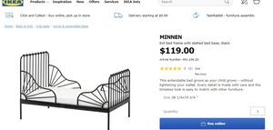 IKEA bed set & furniture for Sale in Houston, TX