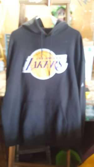Lakers Adidas hoodie mens size XL for Sale in Buena Park, CA