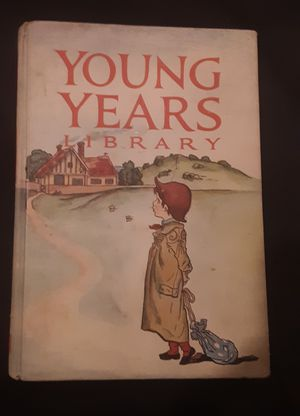 Vintage book one of The Young years Library Best Loved nursery rhymes 1963 for Sale in Bakersfield, CA