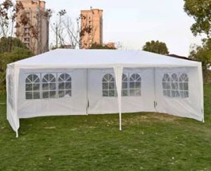 Canopy tent 10x20 ' New whit 4 walls for Sale in Tijuana, MX