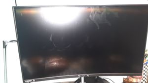 PC curve computer used 3 times in like new for Sale in Dallas, TX