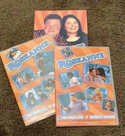 Roseanne - The Complete Seventh Season Movie DVD 2007 (4 Disc Set) for Sale in Chapel Hill,  NC