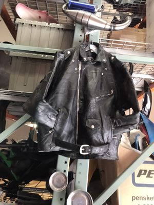 Leather motorcycle jackets for Sale in Las Vegas, NV