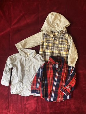 Ralph Lauren Polo, Calvin Klein, Guess, Nautica kids clothes 6-9 mo for Sale in Chicago, IL