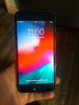 iPhone 6 Plus unlocked for any carrier 128 gb!! for Sale in San Diego, CA