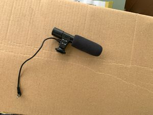 Camera dslr microphone for Sale in West Miami, FL