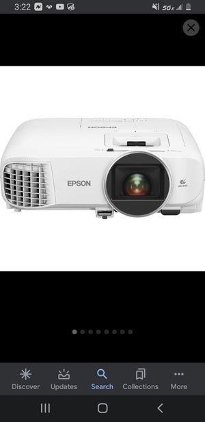Epson home cinema 2100 for Sale in Union City, CA