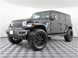2018 Jeep Wrangler Unlimited for Sale in Burien, WA