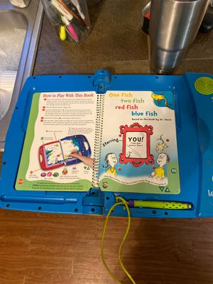 Leap frog leap pad for Sale in Bloomington, IL
