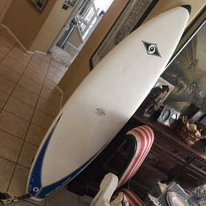"AWESOME Bicsurf Surfboard 5' 10"" W/ Leash for Sale in Riverside, CA"
