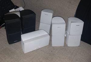 6 bose speaker works fine for Sale in Phoenix, AZ
