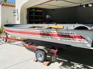 Aluminum Fishing Boat for Sale in Buckeye, AZ