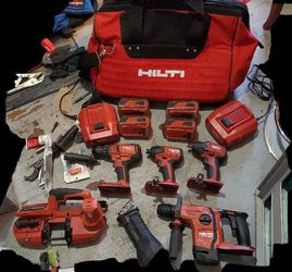 HILTI POWER TOOLS for Sale in Everett,  WA
