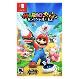 Mario Rabbids Kingdom Battle/Luigi's Mansion 3 Switch for Sale in Seattle, WA