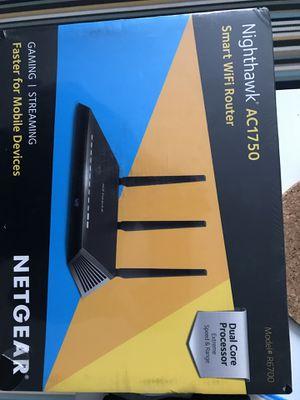 Netgear Nighthawk Router AC 1750 for Sale in Jamestown, RI