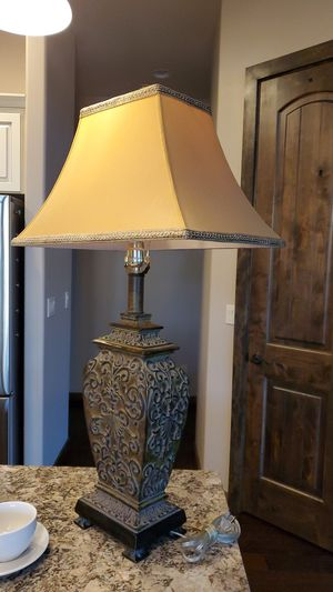 Beautiful Tuscan lamp for Sale in Payson, AZ