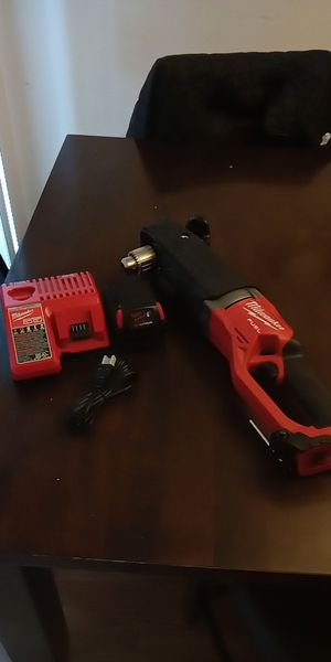 M18 FUEL 18-Volt Lithium-Ion Brushless Cordless GEN 2 Super Hawg 1/2 in. Right Angle Drill for Sale in Edmonds, WA