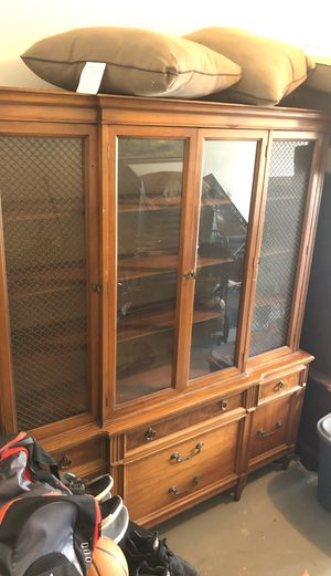 China cabinet for Sale in Tinton Falls, NJ